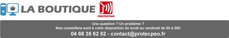 Boutique en ligne - PROTECPéO