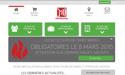 Site internet PROTECPeO.FR